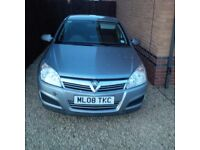 2008 Vauxhall Astra Breeze 1.4 only 72000 miles
