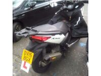 Yamaha Xmax 125 2015 With Akrapovic Exhaust £2399 ONO