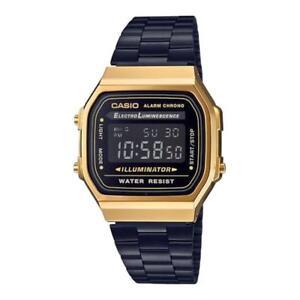 Casio Unisex Watch A168WEGB-1BVT