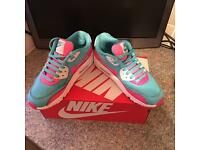 Girls Nike trainers (size 3.5)