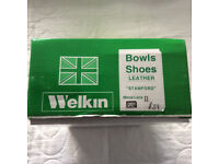 Welkin Bowls Shoes size Men's 11, USED ONCE !!!!!!