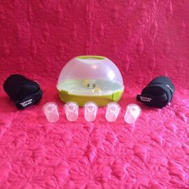 Baby Bundle, POD Microwave Steraliser, Tommee Tippee Insulated Bottle Bags & Powder Milk Dispersers