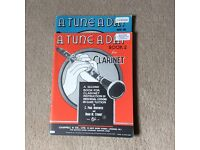 A tune a day for clarinet books 1 and 2