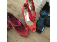 Ladies shoes size 3 and 3 half