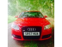 Immaculate Audi A4 quttro special edition 2.0 turbo black optic pack