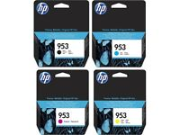 BRAND NEW Original HP 953 CMYK Multipack Ink Cartridges for HP Officejet Pro series Printers