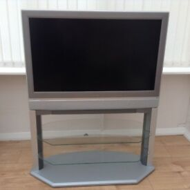 "Toshiba LCD 37"" - WL56 TV With Integrated Stand"