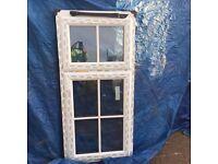 UPVC Window 700mm x 1470mm ref 267