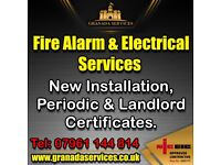 All Landlord Certificates - Fire Alarm & Electrical Services , New Consumer unit