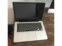 "MacBook Pro9.2. 13"". 2.5 GHZ Core i5 4GB. Barely used, bought Summer 2013"