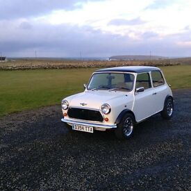 Classic mini Mayfair 1987 998cc