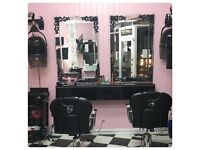 RENT A CHAIR IN OUR HAIR&BEAUTY SALON from £60 a week
