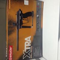 Paintball Xtra pro pack