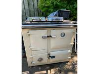 Solid fuel rayburn free to collector