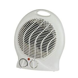 Status Upright Fan and Heater 2KW