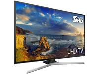 """Samsung Ue49mu6400 49"""" Smart 4k 3D UHD HDR LED TV .Brand new boxed complete can deliver and set up."""