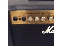 Marshall MG30 DFX guitar amplifier