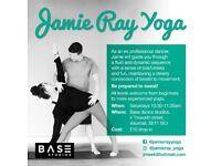 Dynamic flow yoga in Vauxhall