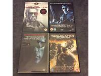 Terminator 1-4