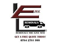 man and van hire 07842781999