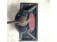 Whitmore woodworking vice
