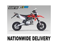 KURZ RT1 150 Supermoto - Road Legal Pit Bike - Pitbike - 150cc