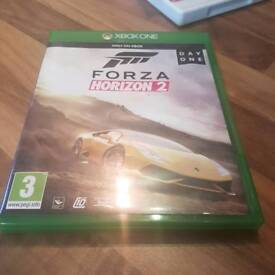 Forza Horizon 2 for the xbox one. (USED)