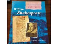 William Shakespeare (British Library Writers' L... by Dominic Shellard Paperback