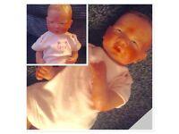 Reborn doll excellent condition £60.00 o.v.n.o