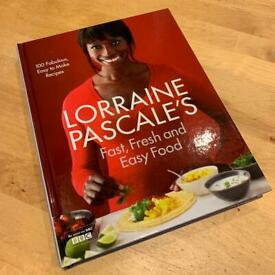 REDUCED Lorraine Pascale's Fast, Fresh and Easy Food Recipe Book