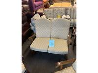 A beautiful 3 piece cottage suite with rocking chair