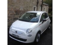 Fiat 500 i pop low mileage immaculate inside and out second car with bluetooth & mp3 player l