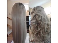 Manchester based Fully Qualified Hair Extension Specialist with prices hard to beat.