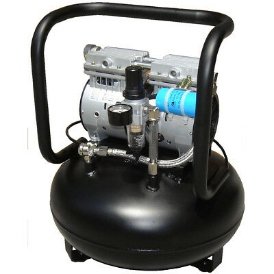 Silentaire Amp 50-24 Oilless Compressor 58 Hp