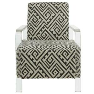 Beige Accent Chair Sale-WO 7654 (BD-2582)