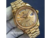 Rolex Daydate all models available