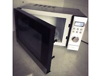 800w Microwave/Combination Oven with Grill