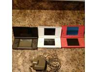 Nintendo Game Consoles ( 3 game console)