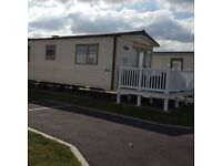 DONIFORD BAY SOMERSET. Privately owned 8 berth static caravan for hire for family holidays.