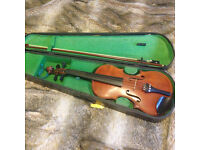 3/4 size Maidstone violin, lovely tone, perfect working order