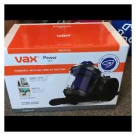 FREE DELIVERY VAX STRETCH PET CYLINDER BAGLESS VACUUM CLEANER HOOVER HOOVERS