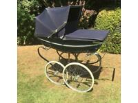 Silver Cross Balmoral Carriage Pram