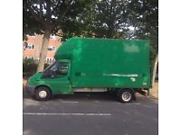 Removals Man &Luton van hire Courier service House/Office mover Storage Same day IKEA Delivery Piano