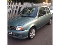 Nissan micra 1.0 1 owner 25,000miles full history (51) 2001 £699