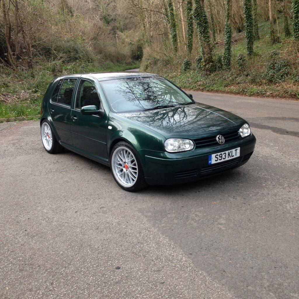 2019 Volkswagen Golf Gti 5 Door: 1999 Mk4 Vw Golf Gti 5 Door Hatchback 1.8 Turbo 20v Petrol