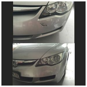 Brisbane Mobile bumper and paint repairs Eatons Hill Pine Rivers Area Preview