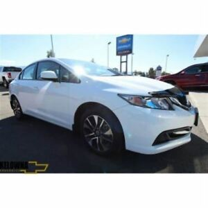2013 Honda Civic EX | Air Conditioning | Heated Seats | Bluetoot