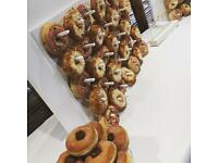 Wedding and party supplies!!Donut wall, candy cart, centrepieces, doughnutwall