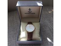 Genuine Kapten & Son designer watch