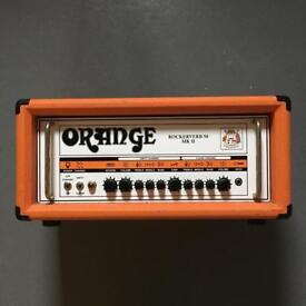 Orange Rockerverb 50 MK II head